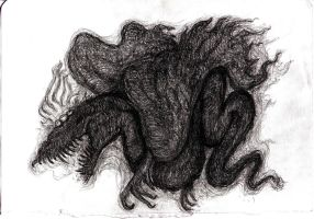 Lovecraft - Haunter of the Dark/ Hunting Horror by KingOvRats