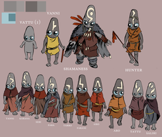 Vattu model sheet by devilevn
