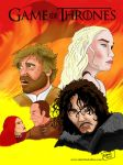 Game of Thrones by SukottoStudios