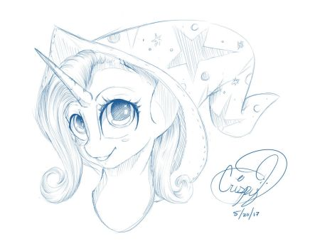 Charity Event - Trixie by crispytee