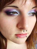 purple people eater by itashleys-makeup