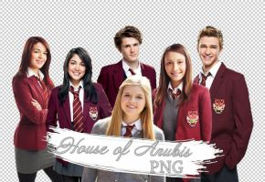 House of Anubis by NessiNewYork09