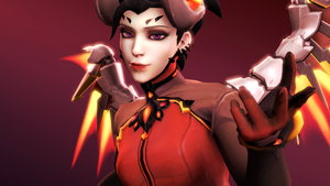 Imp Mercy by GnomeGod98