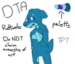 DTA: Palette Rottweiler by ThePlungeTakers