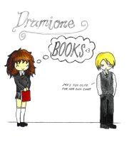 Dramione: 'Too cute' by missawameep