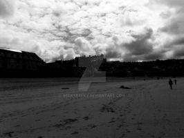 St Ives On A Blustery Day by beckykekky