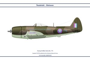 Fantasy 775 P-47D Chickasaw by WS-Clave