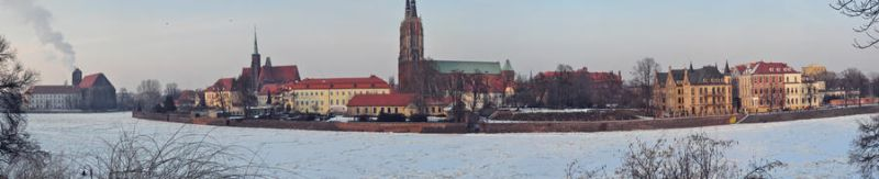 Ostrow Tumski by anynous