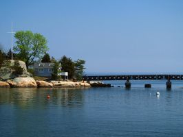 Thimble Islands Stony Creek Ct XIV by davincipoppalag