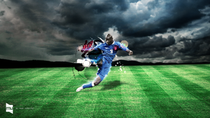 Balotelli Wallpaper by madeinjungle