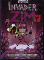 Invader ZIM on Cartoon Network by Entoxicated