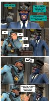 Strict Soldier Guide for MvM: Spy (Part 1) by Menaria
