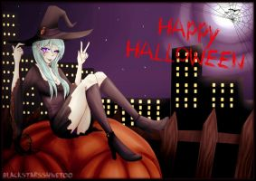 Happy Halloween by BlackStarsShineToo