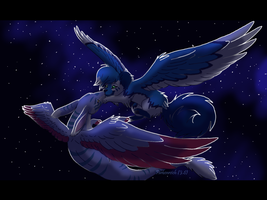 Fly with me tonight by Farbenreich
