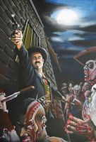 Zombies And Cowboys Cover by JackHoyle