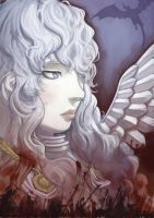 Griffith - king of bish. by DESTRAUDO