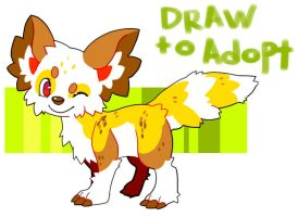 Draw To Adopt LAST DAY by Pand-ASS