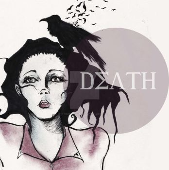 #2 DEATH by dearadrianne