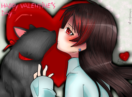 happy valentine's day ~from Jenny by CrimsonFange