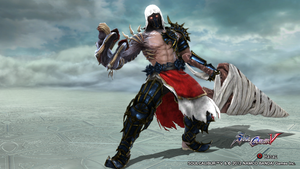 Nightmare - Soul Calibur 5 - 8 by SOLDIER-Cloud-Strife
