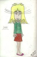 Character #80: Jane by gretzelboy89