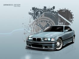 DarknessDesign-BMW 3.18is by DarknessDesign