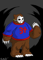 The Hockey Bear Bio by SHITFORBRAINSCHAN