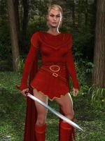 Red Rogue 2 by Athenion