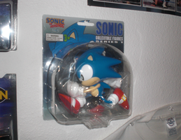 Sonic the Hedgehog Figure by Death-Driver-5000