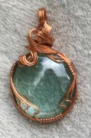 Copper Blues by amazonite