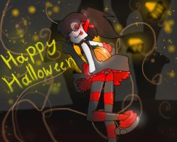 happy halloween by SnoopPop