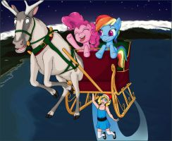 A Faust-McCracken Christmas by Gibbo18