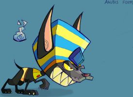 little anubis by Doomsday90