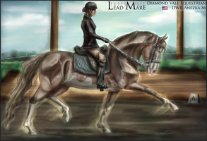 #19 - Anezka at Lead Mare - Talent by QueenHalloween