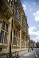 Another Oxford university buil by LunaticDesire