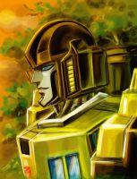 Sunstreaker by Aiuke