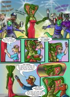 Sly Cooper: Thief of Virtue Page 173 by ConnorDavidson