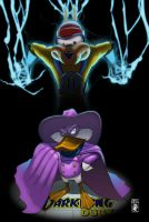 Darkwing by slippyninja