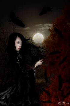 Call Of The Night by SlientSweetSerenity