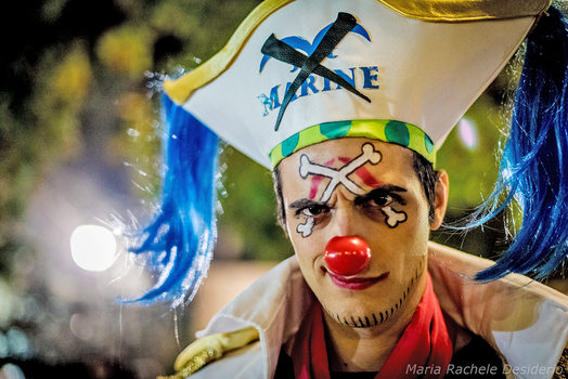 Buggy the Clown - ONE PIECE by Herentas
