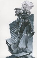 Judge Anderson by ChristopherStevens