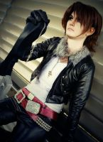 FFVIII by alicelocket