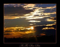 .:As The Sun Sets:. by TearsOfBlood943
