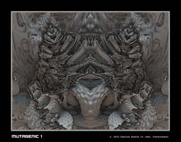 mutagenic 1 by fraterchaos