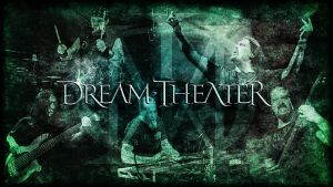 Dream Theater Wallpaper I by Steve1969