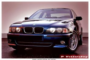 BMW, sunset by PvP