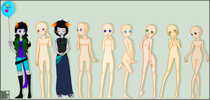 .:Girls Rule?:. Fantroll Collab by ImagineitSplotched