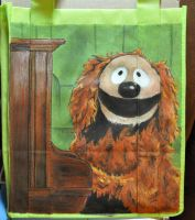 Rowlf from the Muppet Show by Kummi-ko