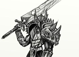 Demon Knight by Lethalistic