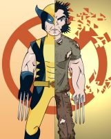 Wolverine - House Of M by KirstyEmma